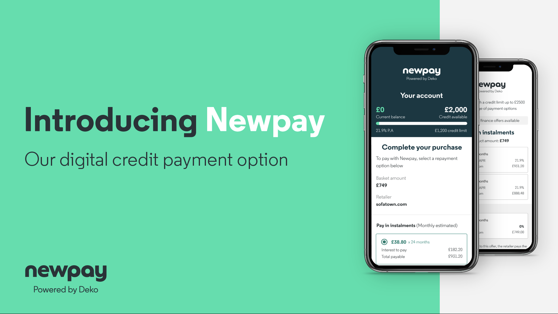 Introducing Newpay feature image